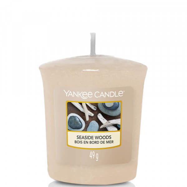 Seaside Woods 49g Votivkerze von Yankee Candle