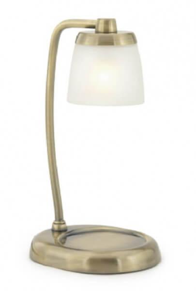 CONTEMPO Laterne Kerzenwärmer (Vintage Brass)