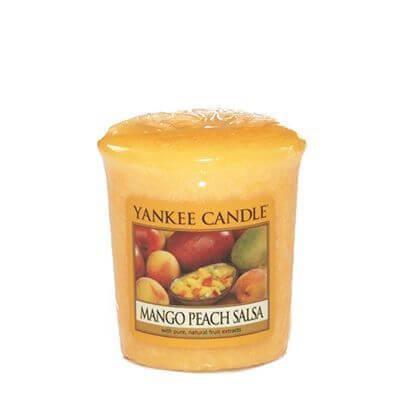 Yankee Candle Sampler - Votivkerze Mango Peach Salsa