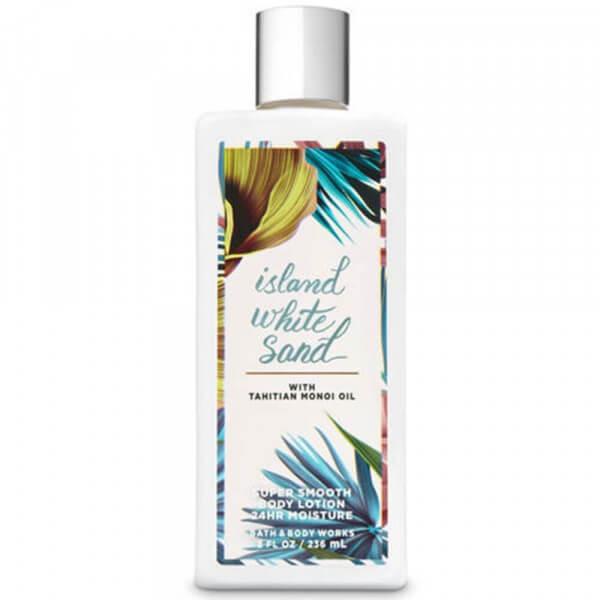 Island White Sands Body Cream 226ml von Bath and Body Works