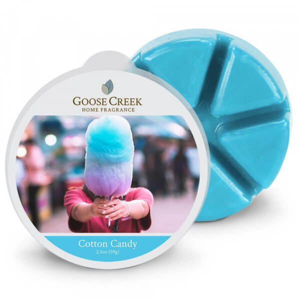Goose Creek Candle Cotton Candy 59g Wachsmelt