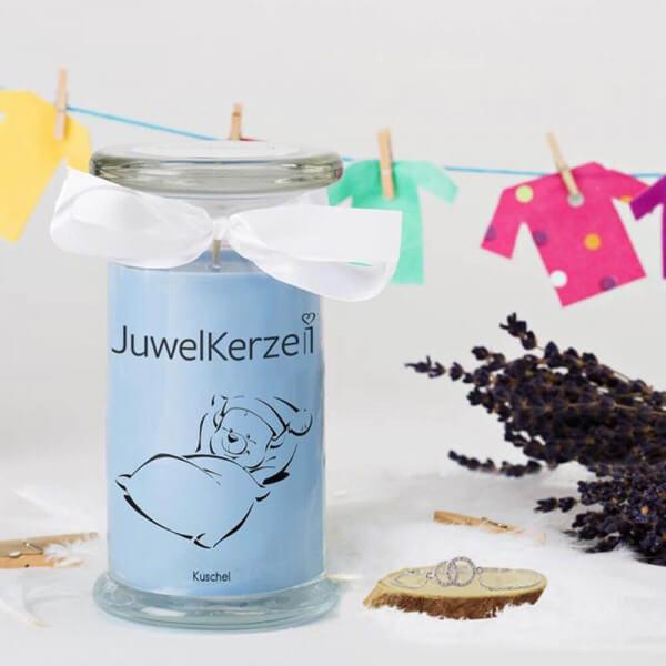 JuwelKerze Kuschel Kerze (Armband) 380g