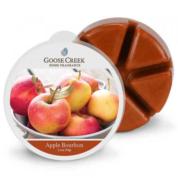 Apple Bourbon 59g von Goose Creek Candle