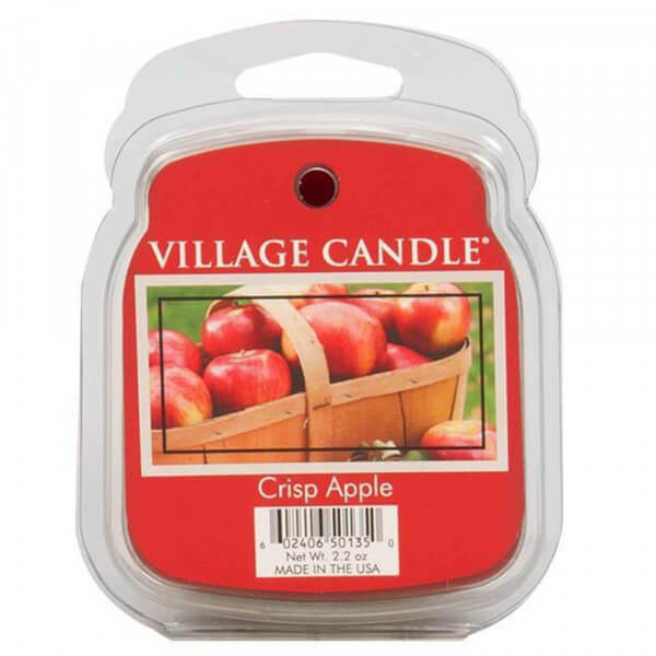 Village Candle Crisp Apple 62g