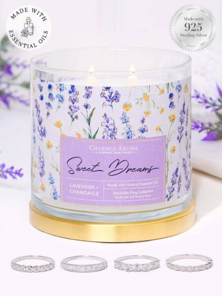 Sweet Dreams (Ring) Candle