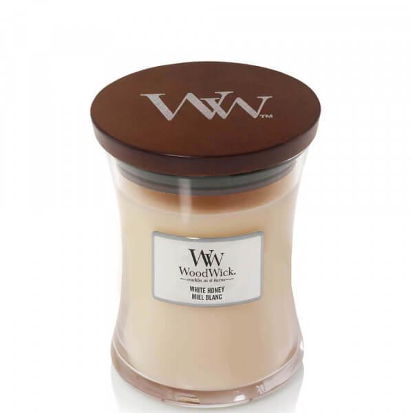 White Honey 275g von Woodwick