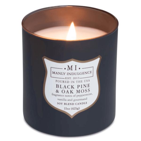 Duftkerze Black Pine & Moss - 425g