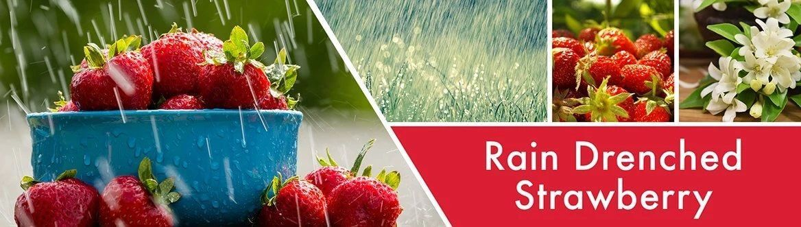 Goose-Creek-Candle-Rain-Drenched-Strawberry-Duftbeschreibung