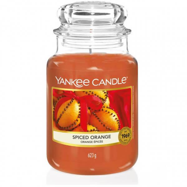 Spiced Orange 623g
