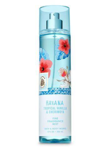 Tropical Vanilla & Cherimoya Bodyspray 236ml