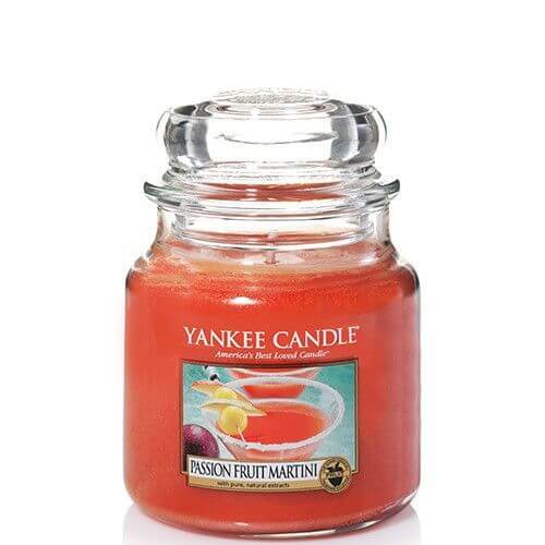 Yankee Candle Passion Fruit Martini 411g