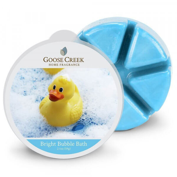 Goose Creek Candle Bright Bubble Bath 59g Melt