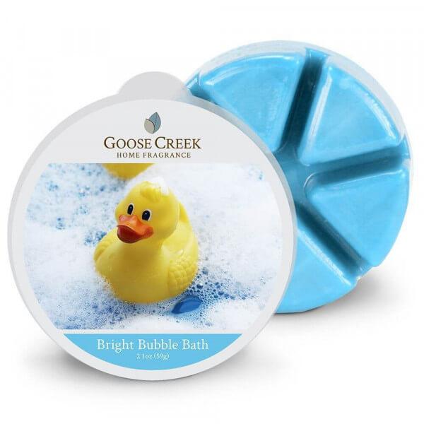 Goose Creek Candle Bright Bubble Bath 59g Melt