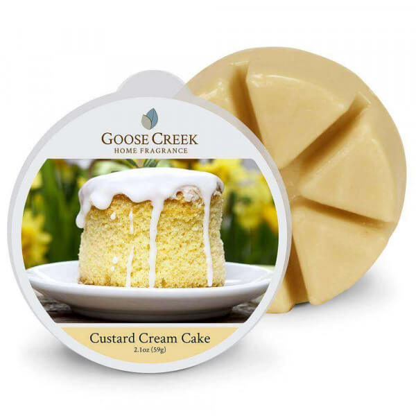 Custard Cream Cake 59g von Goose Creek Candle