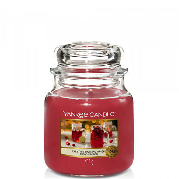 Christmas Morning Punch 411g von Yankee Candle