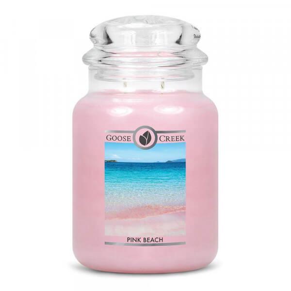 Goose Creek Candle Pink Beach 680g 2-Docht Duftkerze