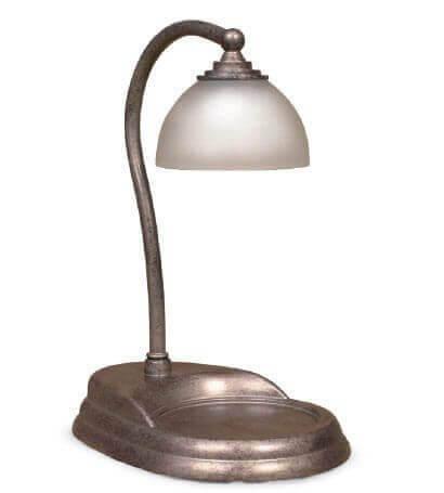 Candle Warmers Aurora Lampe Kerzenwärmer Taupe