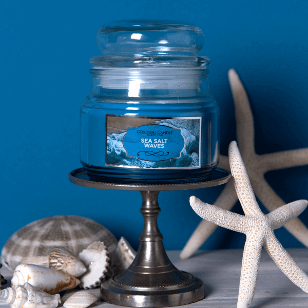 Duftkerze Sea Salt Waves Terrace - 255g