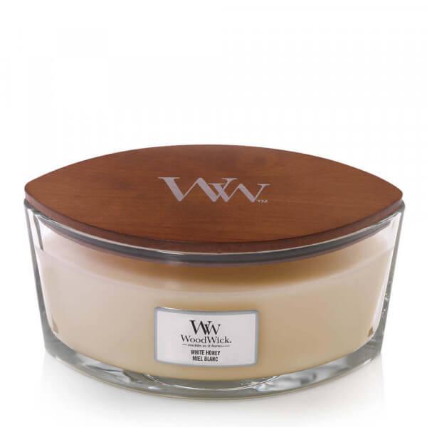 White Honey 454g von Woodwick