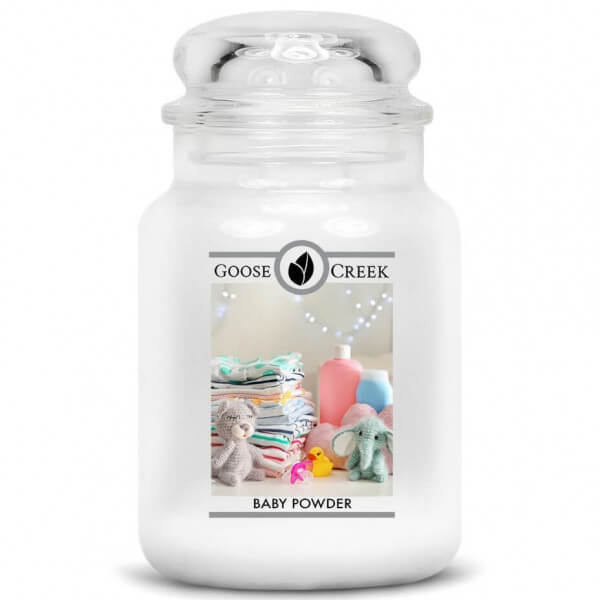 Goose Creek Candle Baby Powder 680g