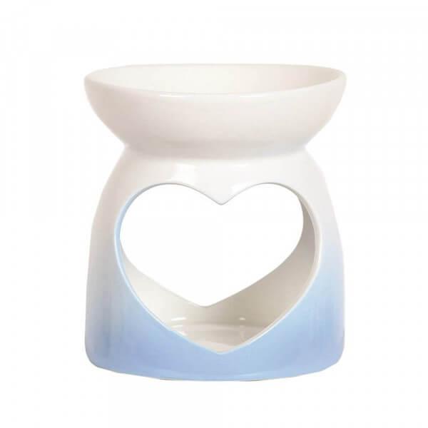 Duftlampe Blue Heart