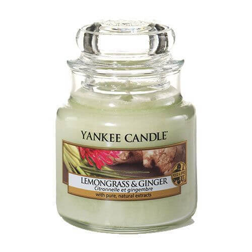 Yankee Candle Lemongrass & Ginger 104g