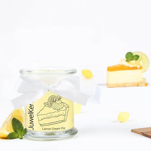 JuwelKerze Lemon Cream Pie (Ohrringe) 230g