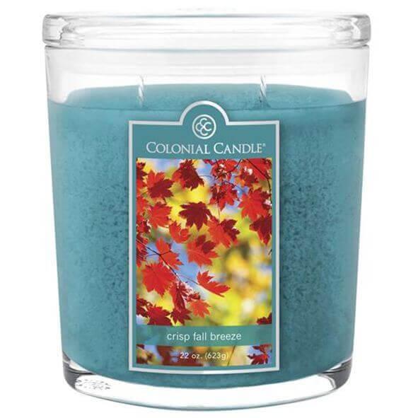 Colonial Candle - Crisp Fall Breeze 623g
