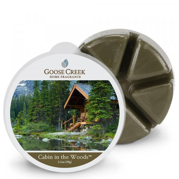 Goose Creek Candle Cabin in the Woods 59g