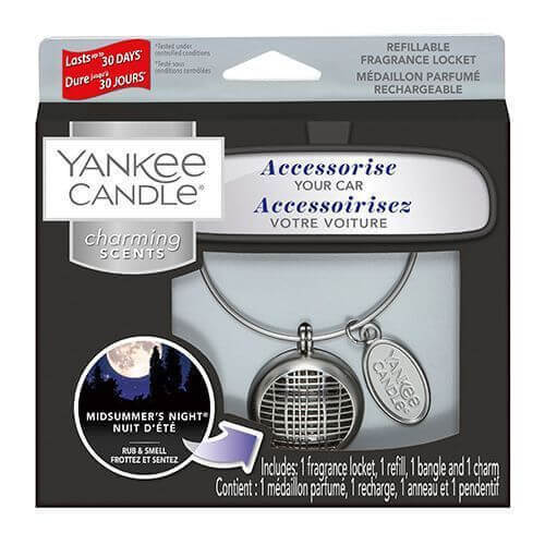 Yankee Candle - Midsummers Night Linear 4-teiliges Starter-Set
