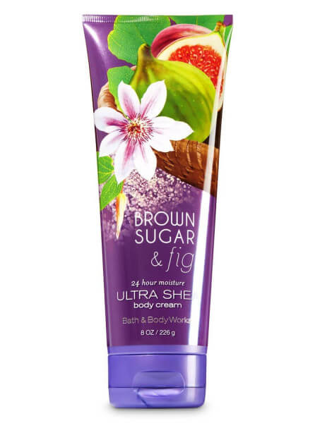 Body Cream - Brown Sugar & Fig - 226g