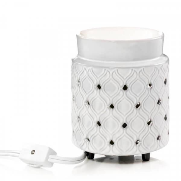 Addison - Elektrische Duftlampe Warmer mit Lochmuster