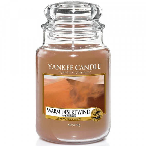 Warm Desert Wind 623g - Yankee Candle