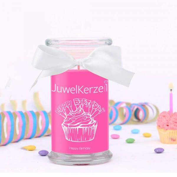 Happy Birthday (Ohrringe) von Juwel Kerze online bestellen
