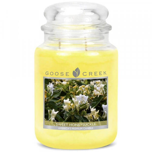 Goose Creek Candle Sweet Honey Suckle 680g