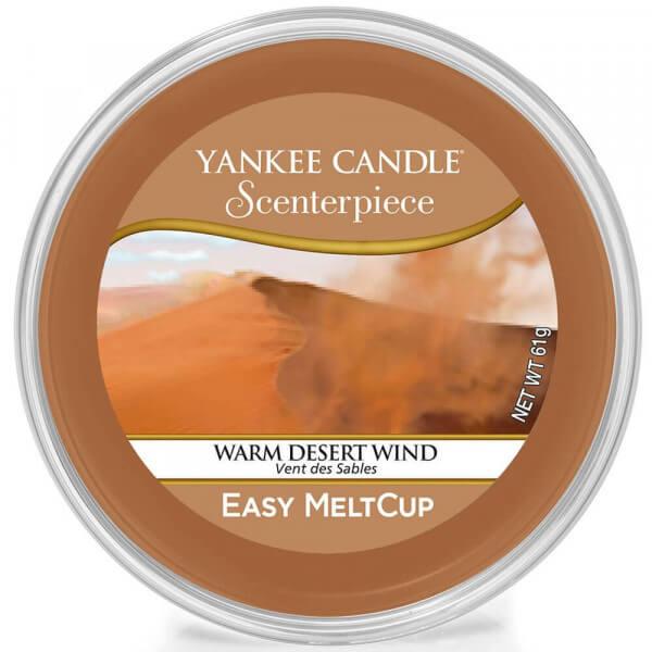 Warm Desert Wind Easy MeltCup 61g - Yankee Candle