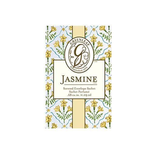 Greenleaf Jasmin Duftsachet Small