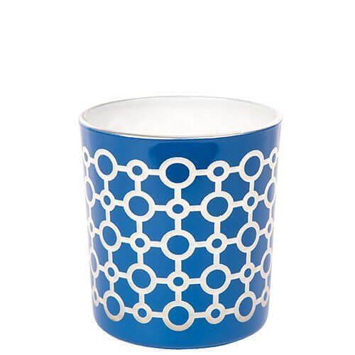 Yankee Candle Sanremo Votivkerzenhalter Blau