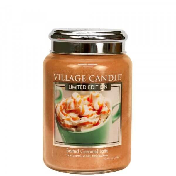 Village Candle Salted Caramel Latte