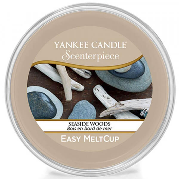 Easy MeltCup Seaside Woods 61g von Yankee Candle