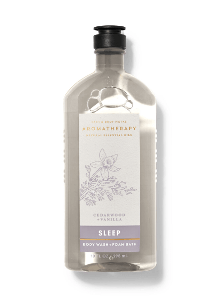 Duschgel & Schaumbad - Aromatherapy - Sleep - Cedarwood & Vanilla - 295ml