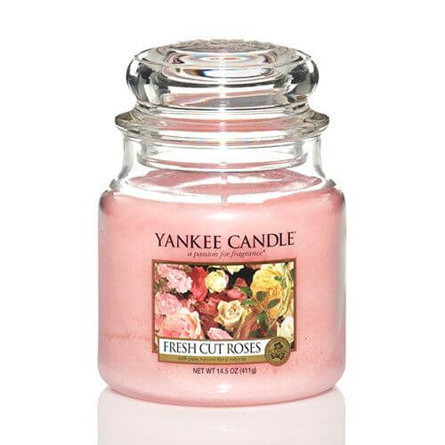 Yankee Candle Fresh Cut Roses 411g