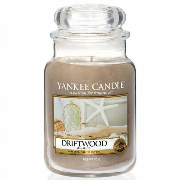 Yankee Candle Driftwood 623g