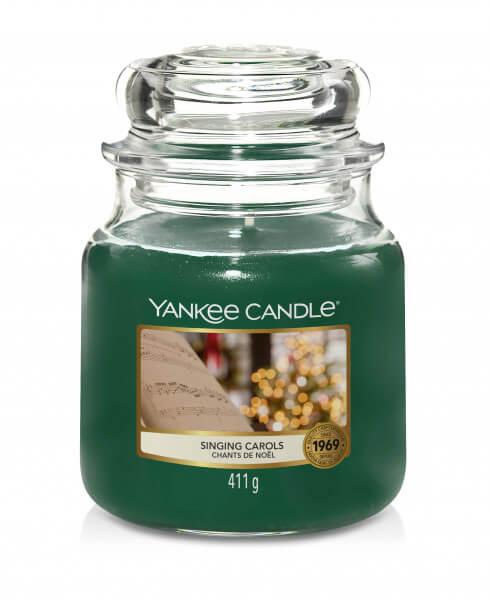 Singing Carols 411g von Yankee Candle