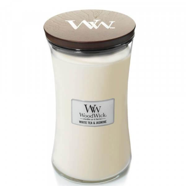 White Tea & Jasmine 610g von Woodwick