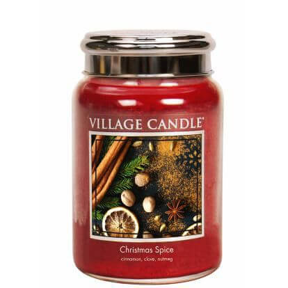 Christmas Spice 626g von Village Candle online bestellen