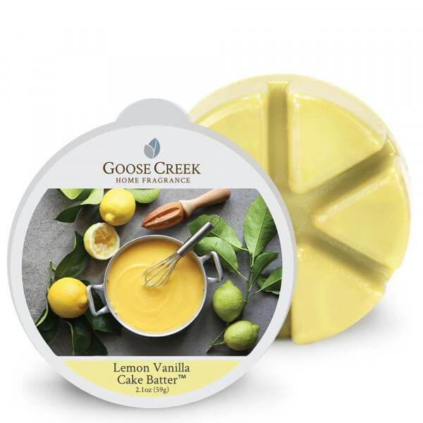 Goose Creek Lemon Vanilla Cake Butter 59g