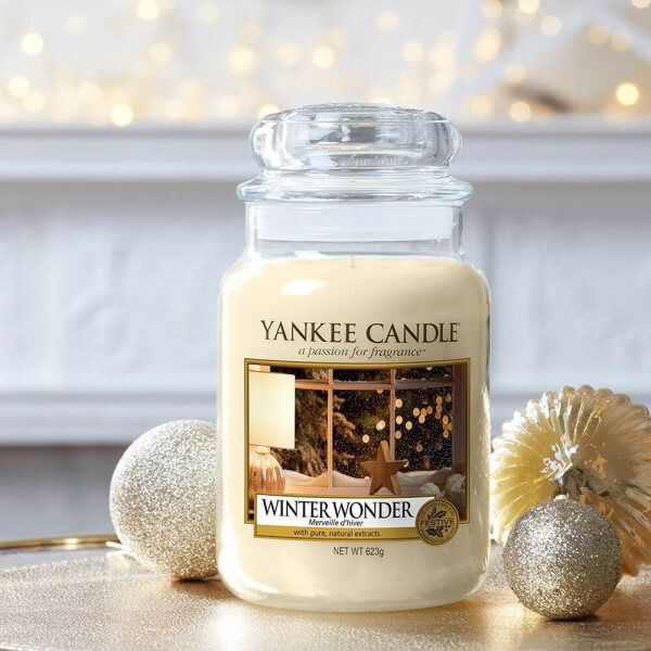 Yankee Candle Winter Wonder 623g