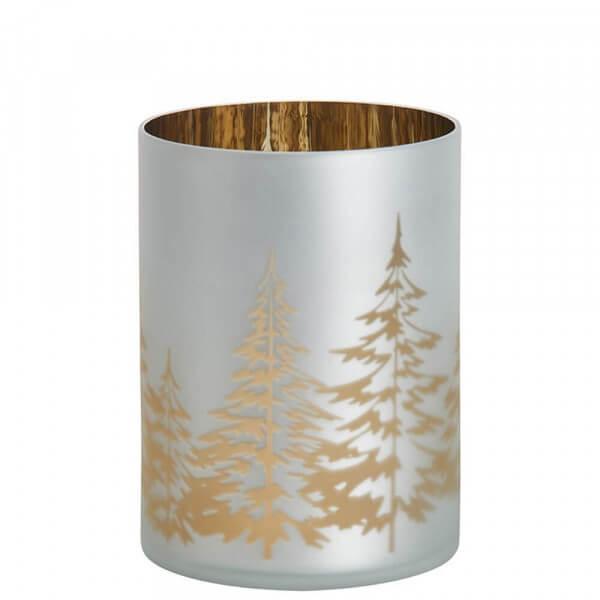 Yankee Candle - Winter Trees Jar Kerzenhalter