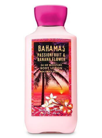 Pink Passionfruit & Banana Flower Body Lotion 236ml